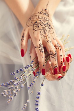 Henna Painters Weddings