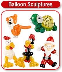 Balloon Sculpture Artists