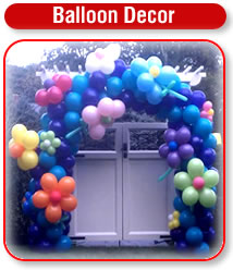 Balloon Party Decorations