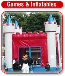 Games, Rides and Inflatables