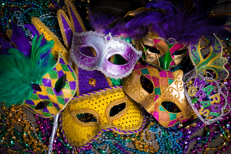 Mardi Gras Entertainers