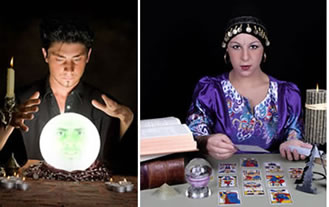 Tarot Card Readers for Your Party