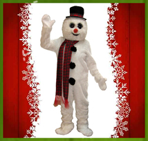 Snowman Holiday Entertainer
