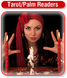 Tarot/Palm Readers